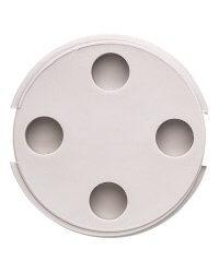 Bin Tag UHF H3 30 mm Gray no logo