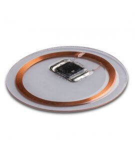 Clear Disc HF MIFARE Classic 1K (4 byte non-UID)
