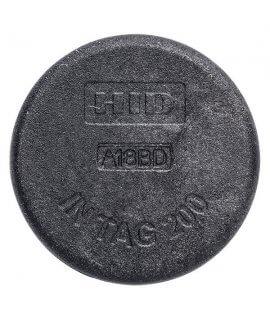 IN Tag 200 HF ICODE SLIx HID logo