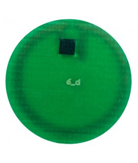 Coin PCB UHF Round 16x0.9 mm M4E (US) 915MHz