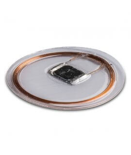 Clear Disc HF MIFARE DESFire EV1 4K