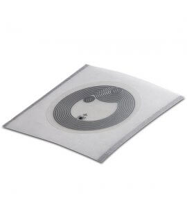 Wet Inlay PET clear 29 mm HF NTAG 213 RM