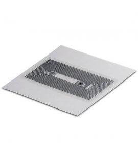 Wet Inlay PET clear 18X36MM HF ICODE SLIX2