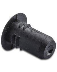 Plug Tag LF FDX-B BDE (EN14803) Black