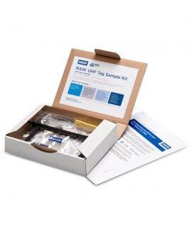 UHF Tag Sample Kit Blue (US) 915MHz
