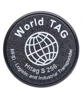 World Tag LF Hitag S 256 20 mm