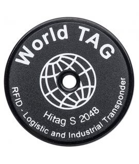 World Tag LF Hitag S 2048 30 mm