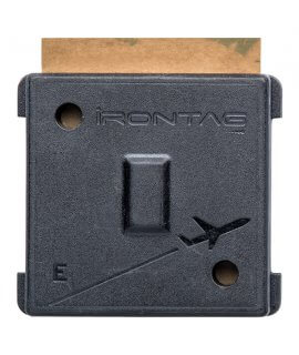 IronTag 206 UHF MX 8kbits (EU) 869MHz Sticker VHB