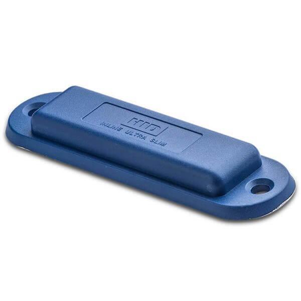 InLine Tag Ultra UHF M4QT Blue Slim 860-960 MHz