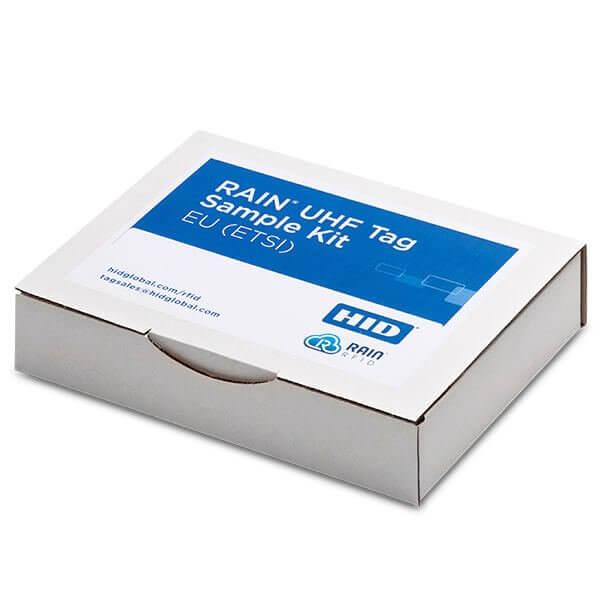 UHF Tag Sample Kit White (EU) 869MHz
